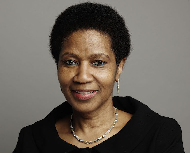 Photo: UN Women Executive Director Phumzile Mlambo-Ngcuka. Credit: Marco Grob.