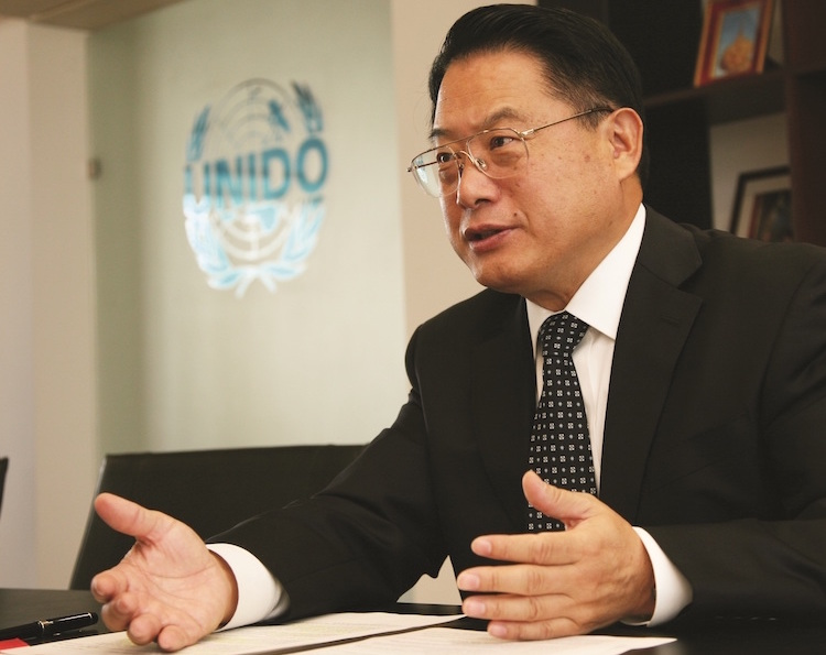 Photo: Li Yong | Credit: UNIDO