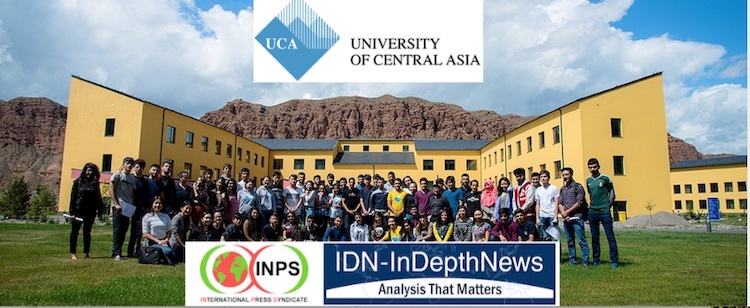 Collage with photos from UCA website | INPS-IDN